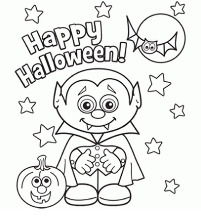 25+ best ideas about Halloween Coloring Pages on Pinterest.