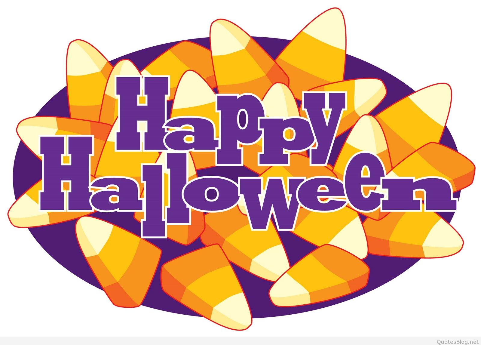 cute happy halloween clipart color - Clipground