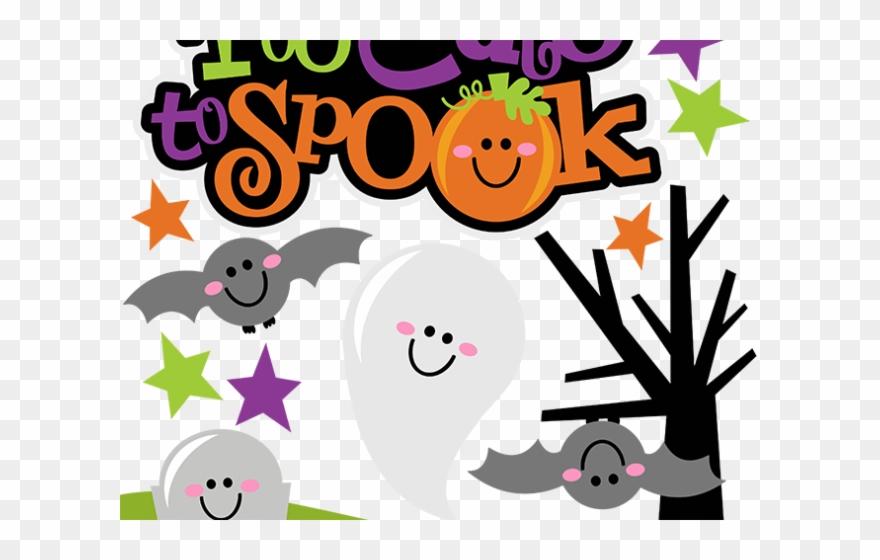 Halloween Clipart Scrapbook.