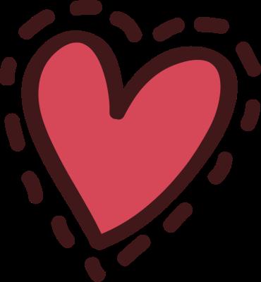 Cute Heart Clipart.
