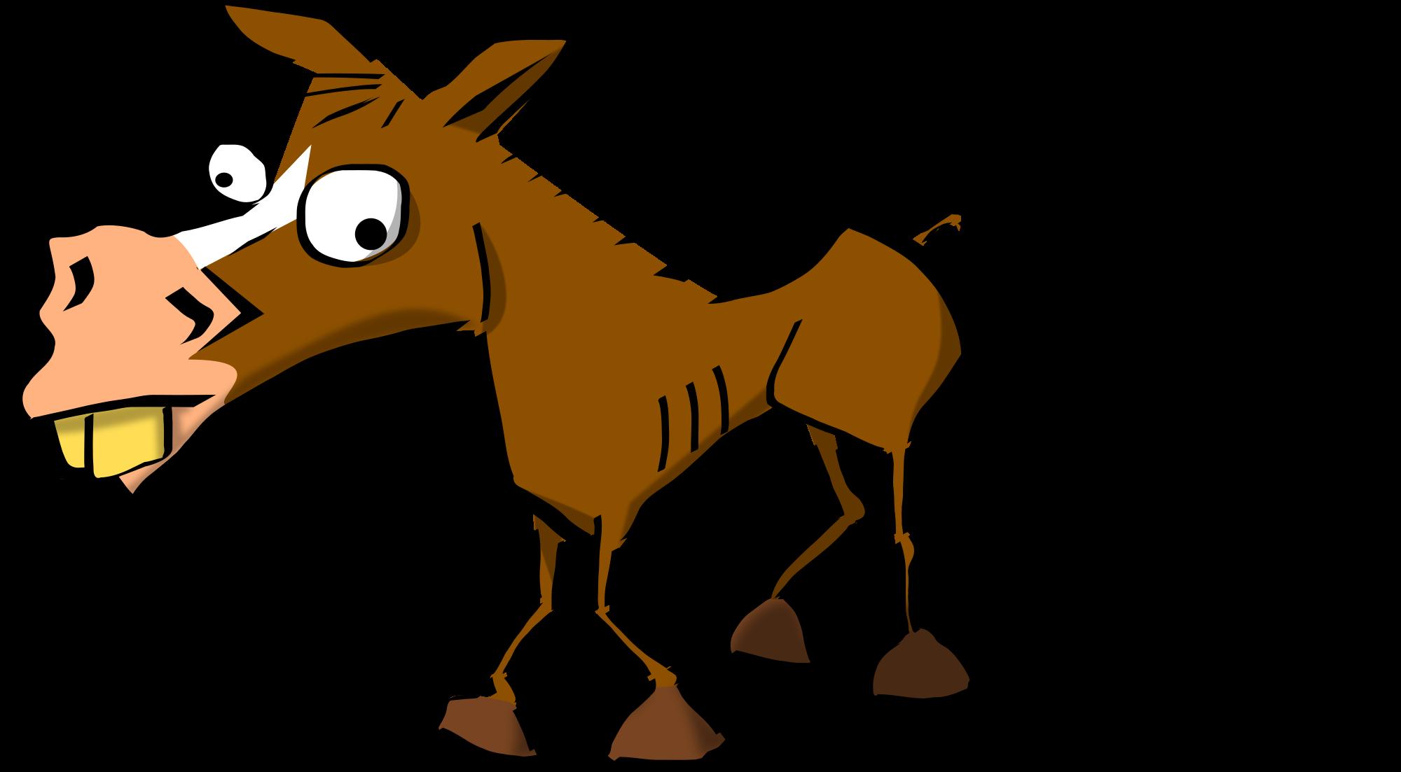 Cute horse clipart clipartiki.