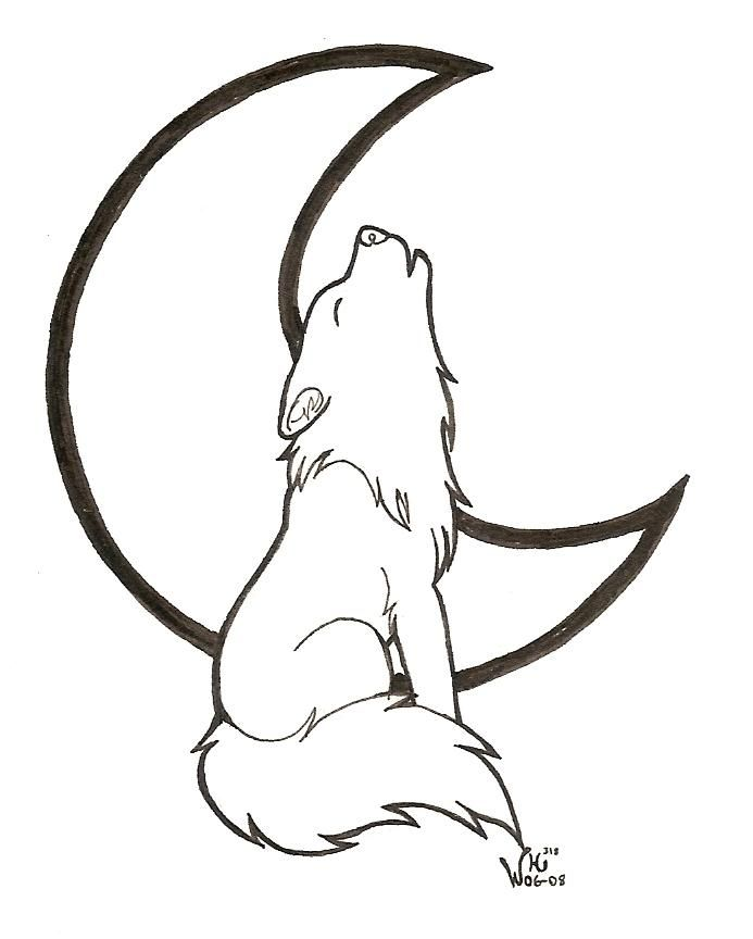 17 Best ideas about Wolf Drawing Easy on Pinterest.