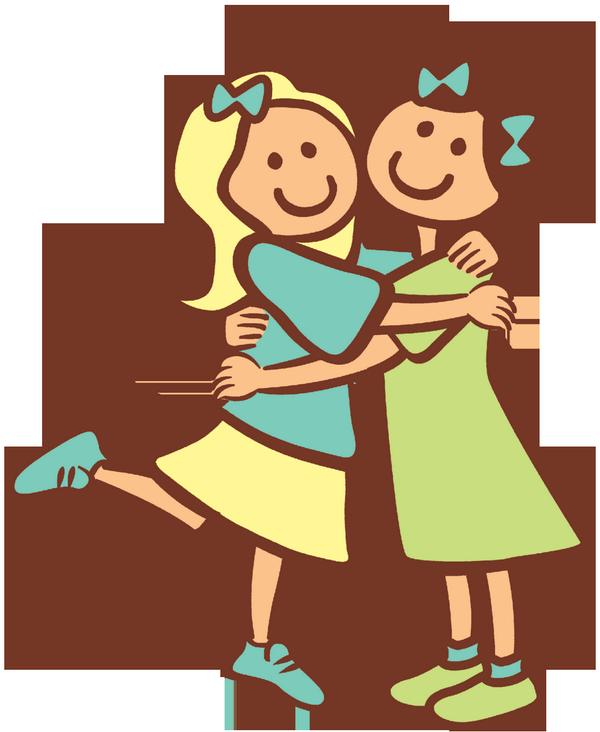 Hug clipart cute hug, Hug cute hug Transparent FREE for.