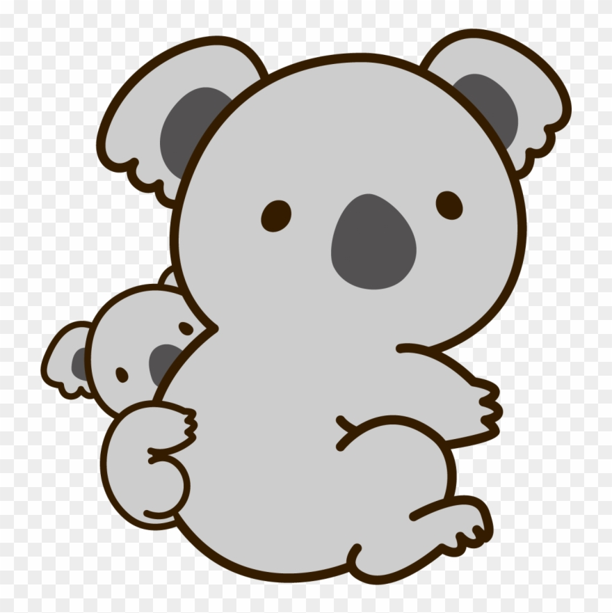 Baby Koala Stickers, Cute Koala Sticker Baby Koala,.