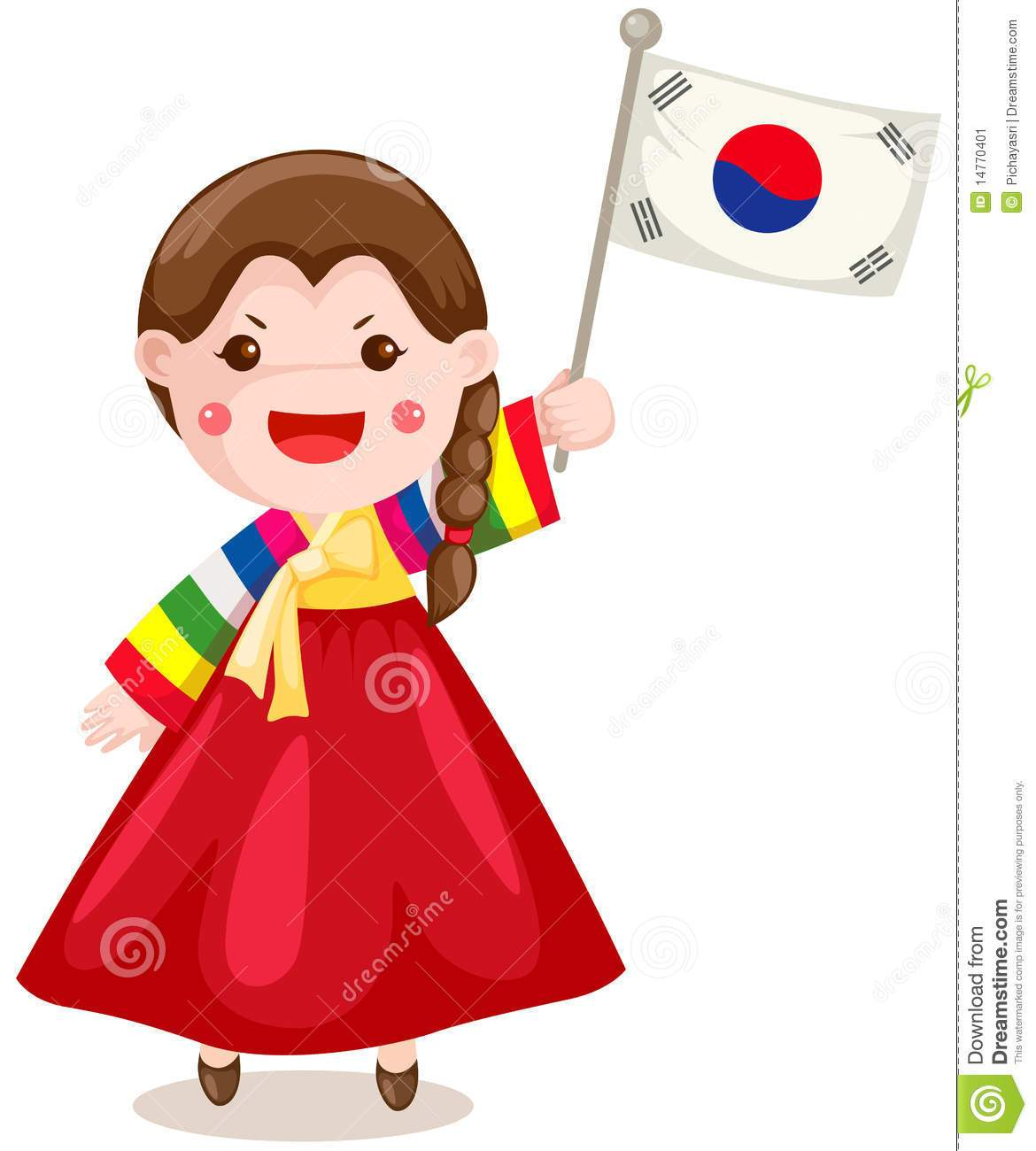 Cute korean clipart » Clipart Portal.