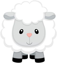 Cute lamb clipart 1 » Clipart Station.