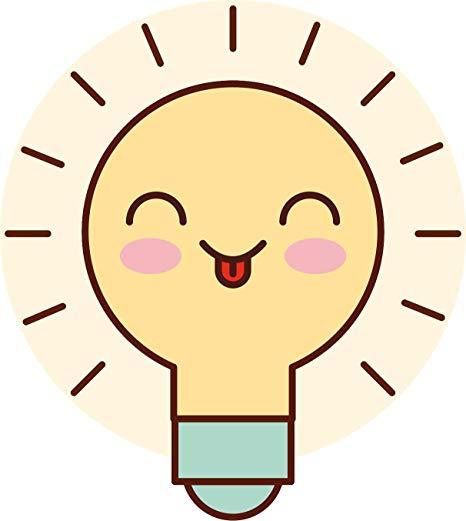 Amazon.com: Cute Adorable Happy Excited Kawaii Item Cartoon.