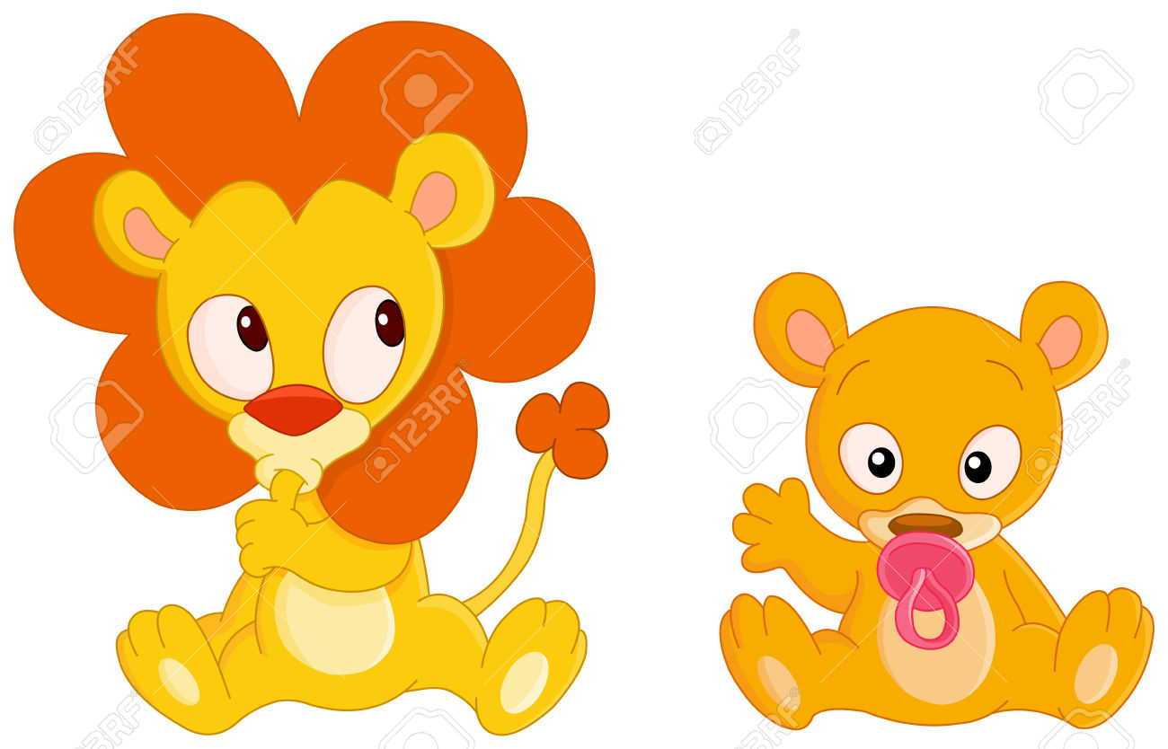 Showing post & media for Cartoon lion and lioness.