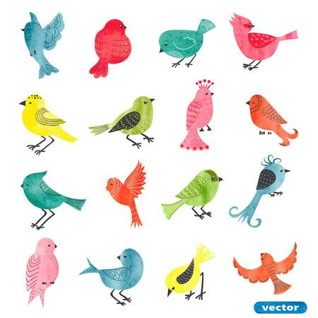 4,360 Small Bird Yellow Cliparts, Stock Vector And Royalty Free.