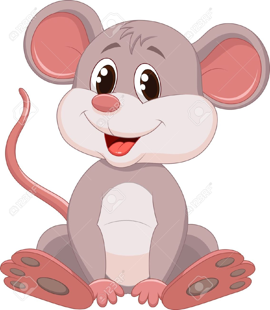Mouse Clipart (6941) Free Clipart Images — Clipartwork.