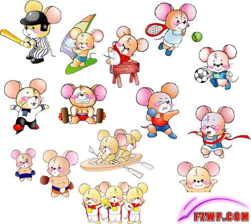 Mice Cute Sooo Cute cartoons.