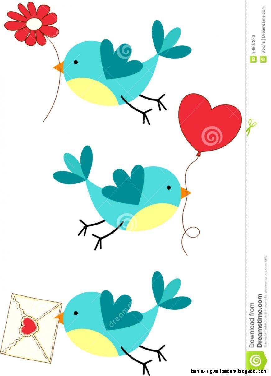 Cute love bird clipart 5 » Clipart Portal.