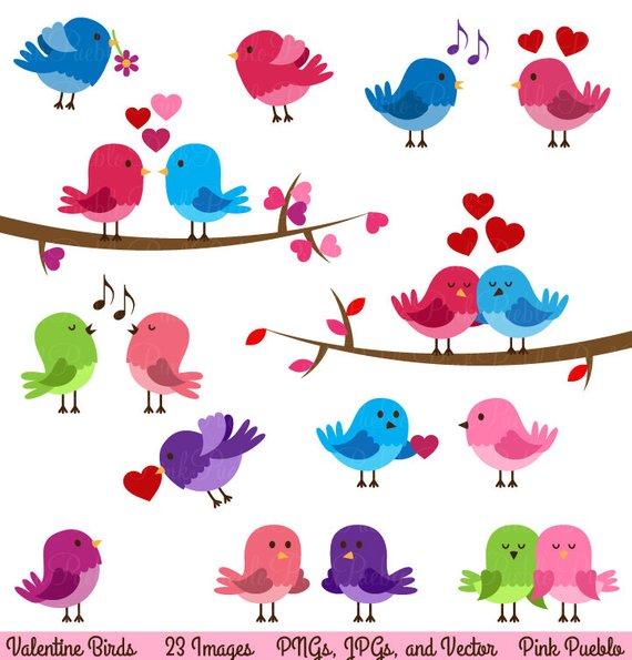 Valentine Birds Clipart Clip Art, Love Birds Lovebirds Clipart Clip.