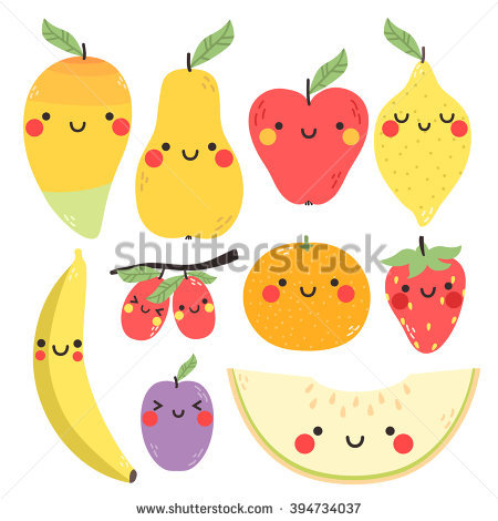 Mango Character Stock Images, Royalty.
