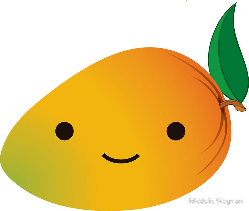 Cute Kawaii Mango
