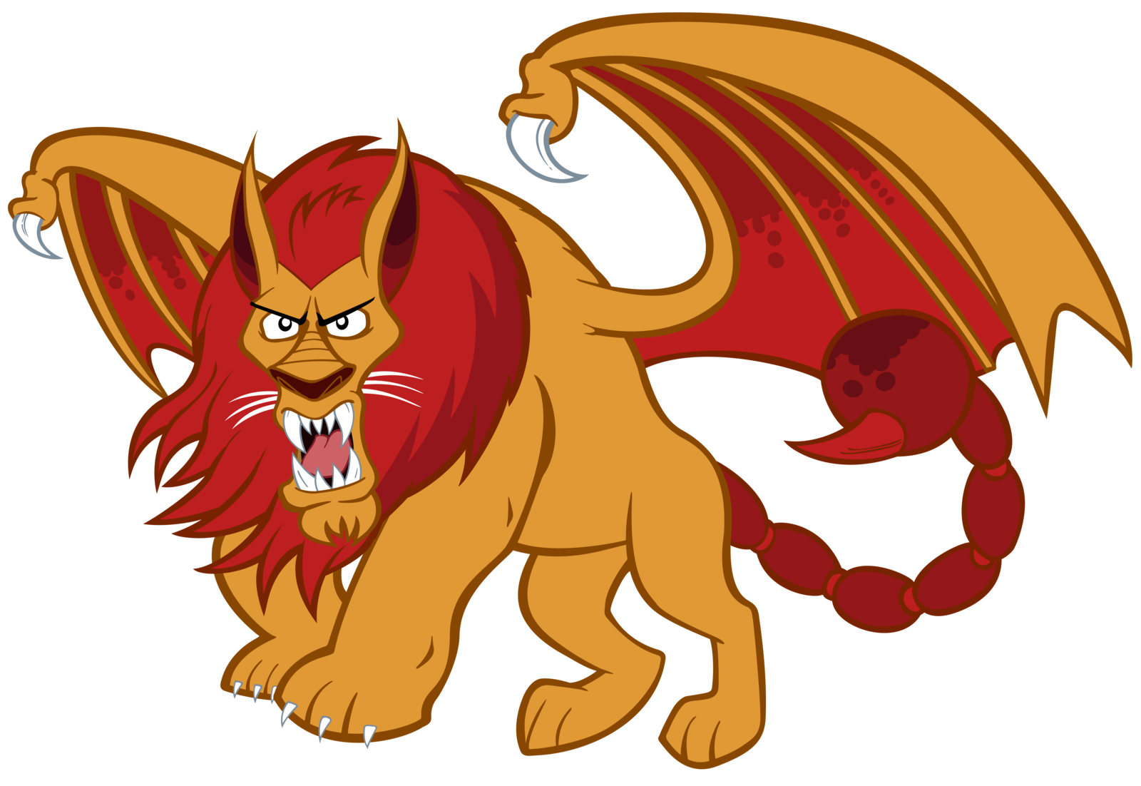 The Manticore by J.