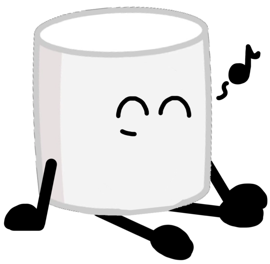 Cute clipart marshmallow, Cute marshmallow Transparent FREE.