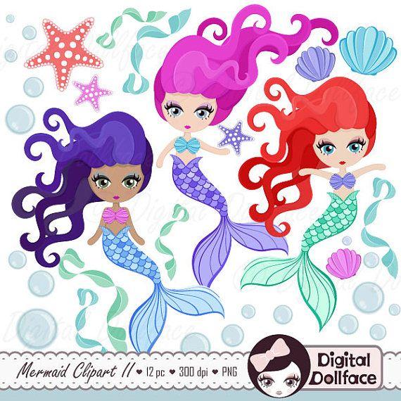 25+ best ideas about Mermaid Clipart on Pinterest.