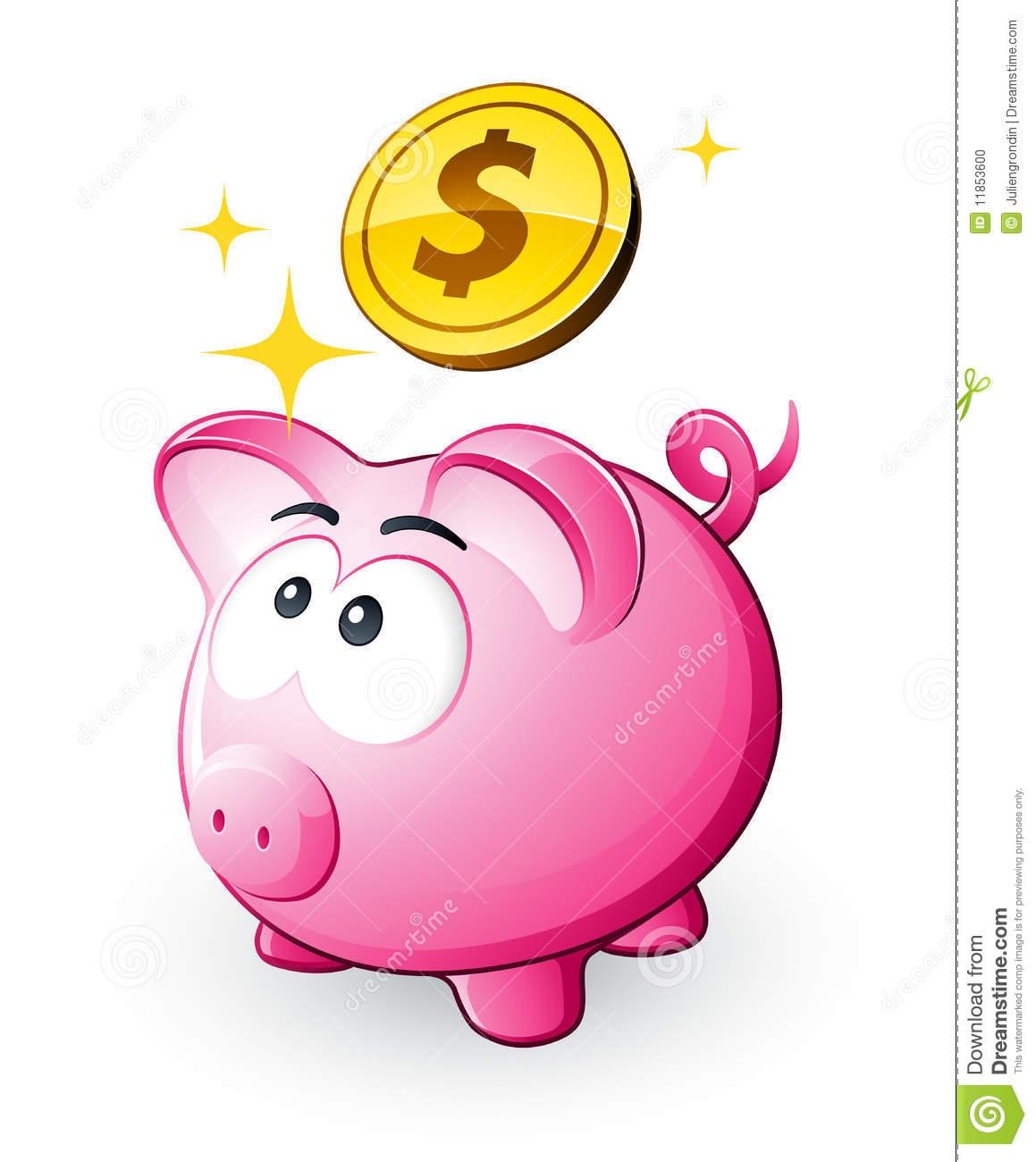 Cute Money Clipart.