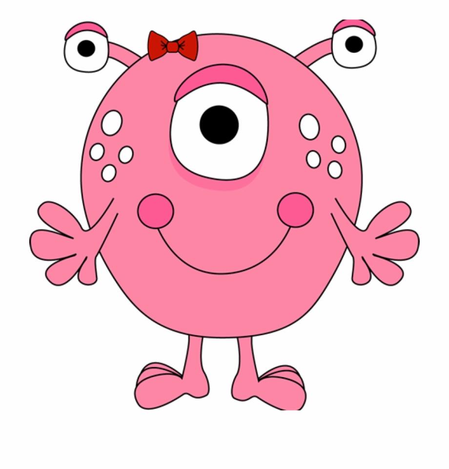 Monster Clipart Free Cute Monster Clip Art Girl Monster.