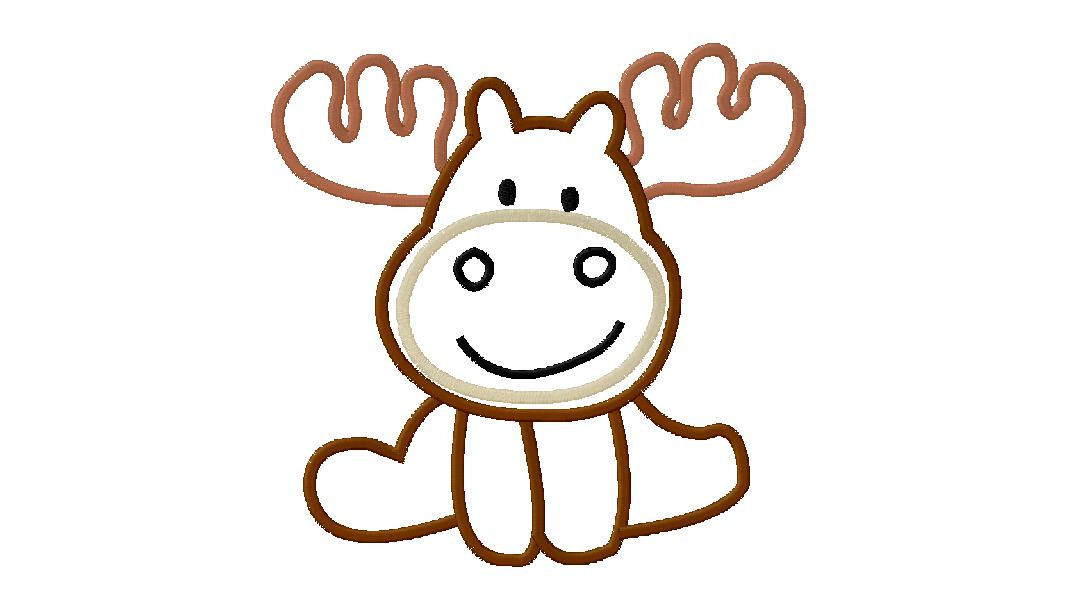 Free Cute Moose Cliparts, Download Free Clip Art, Free Clip.