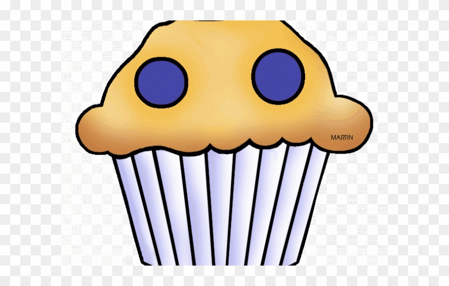 Muffin Clipart Cute.