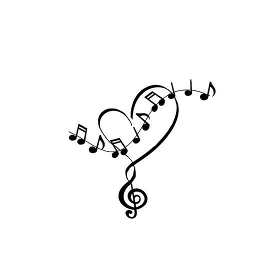 25+ best ideas about Music Notes on Pinterest.