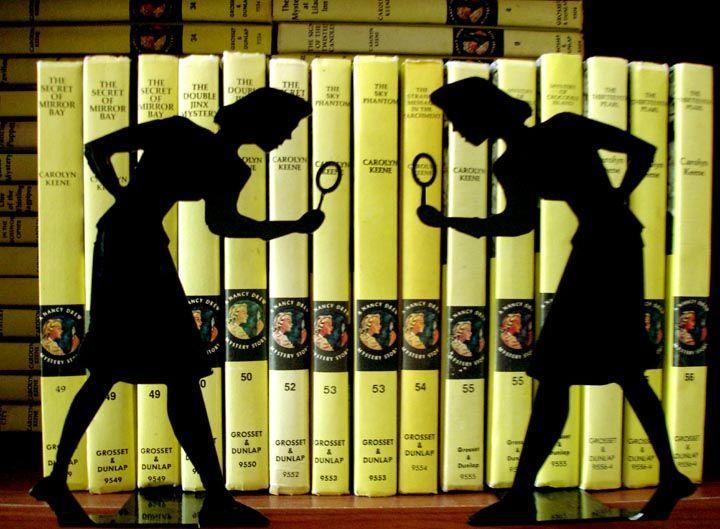 17 Best ideas about Nancy Drew Books on Pinterest.