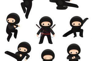 Cute ninja clipart 1 » Clipart Portal.