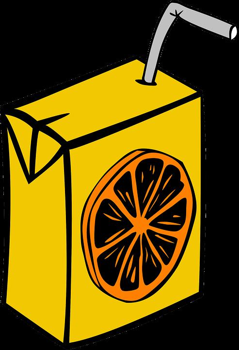 Orange, Juice.