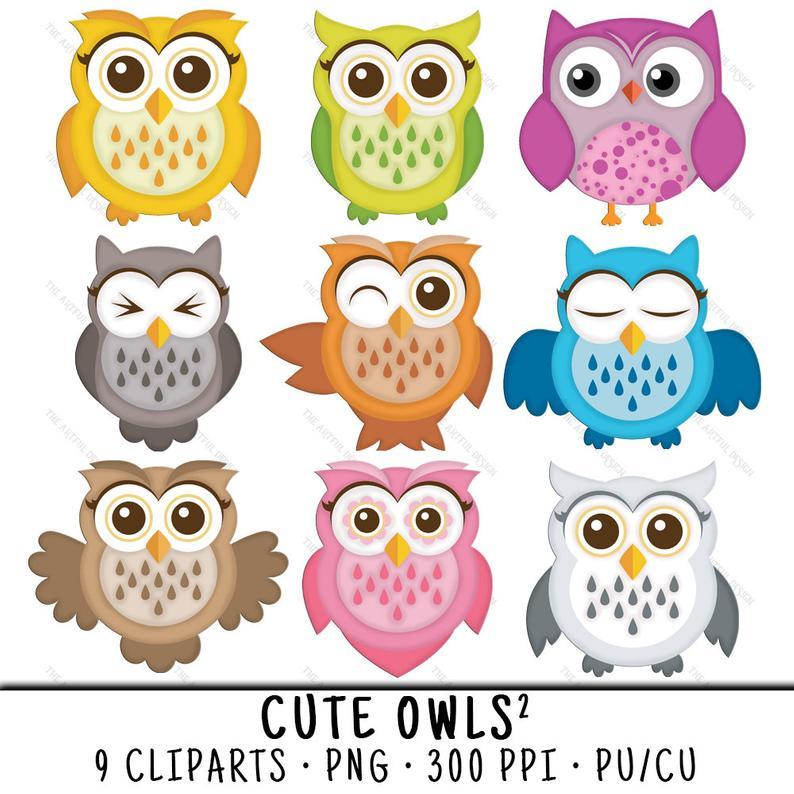 Cute Owl Clipart Owl Clipart Cute Owl Clip Art Owl Clip.