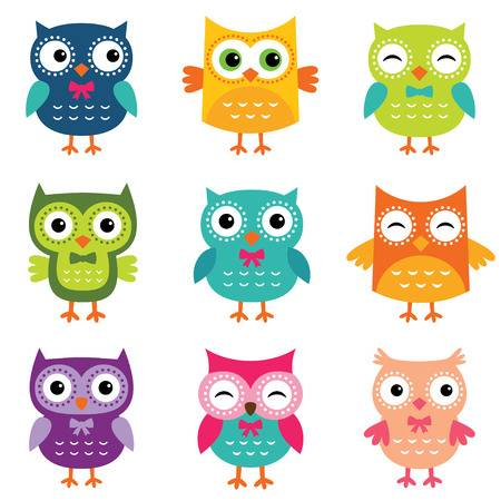 30,336 Cute Owl Stock Vector Illustration And Royalty Free Cute Owl.