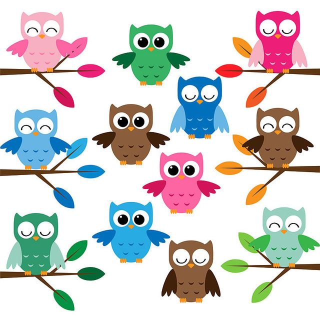25 Best Ideas About Owl Clip Art On Pinterest