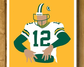 Green Bay Packers Clipart.