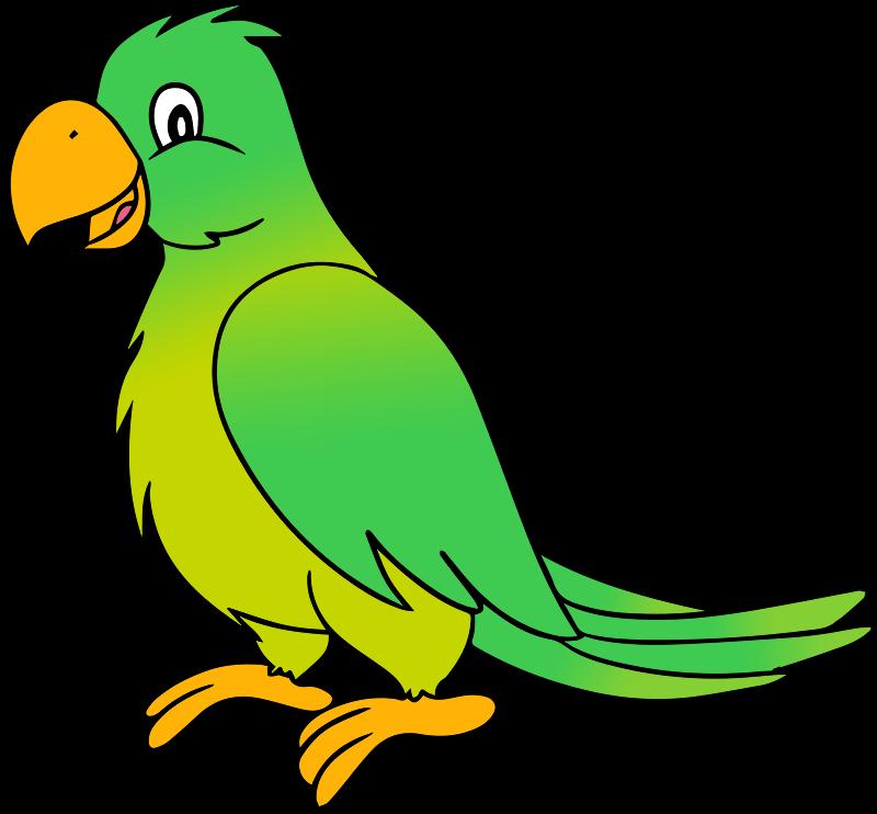 Parrot Cliparts.