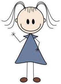 Image result for Stick Figure People Clip Art.