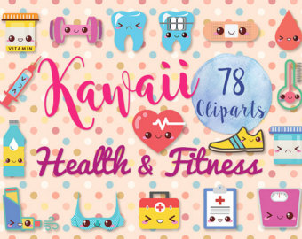79 Cute Health Clipart:
