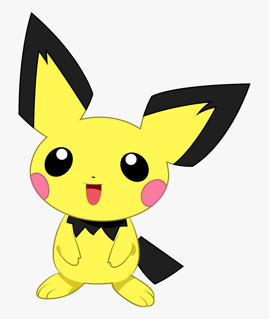 Pikachu Clipart Jpeg.