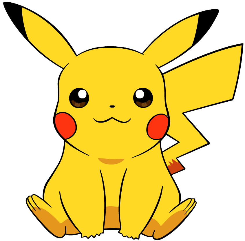 Pikachu PNG Images Transparent Free Download.