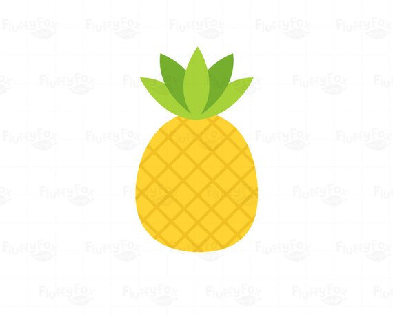 Cute Pineapple Clipart (90+ images in Collection) Page 1.