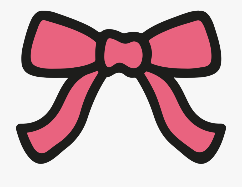 Bow Png Cute.