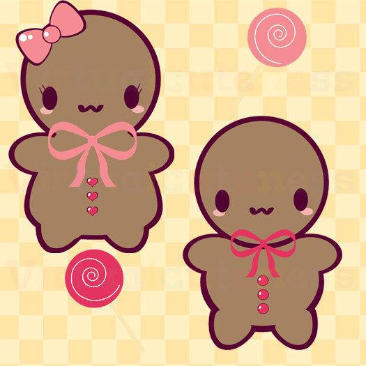 Gingerbread Men.
