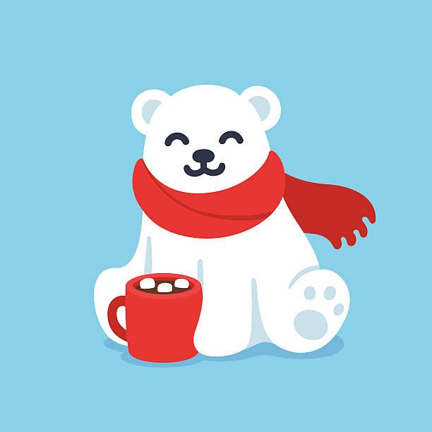 Best Polar Bear Illustrations, Royalty.