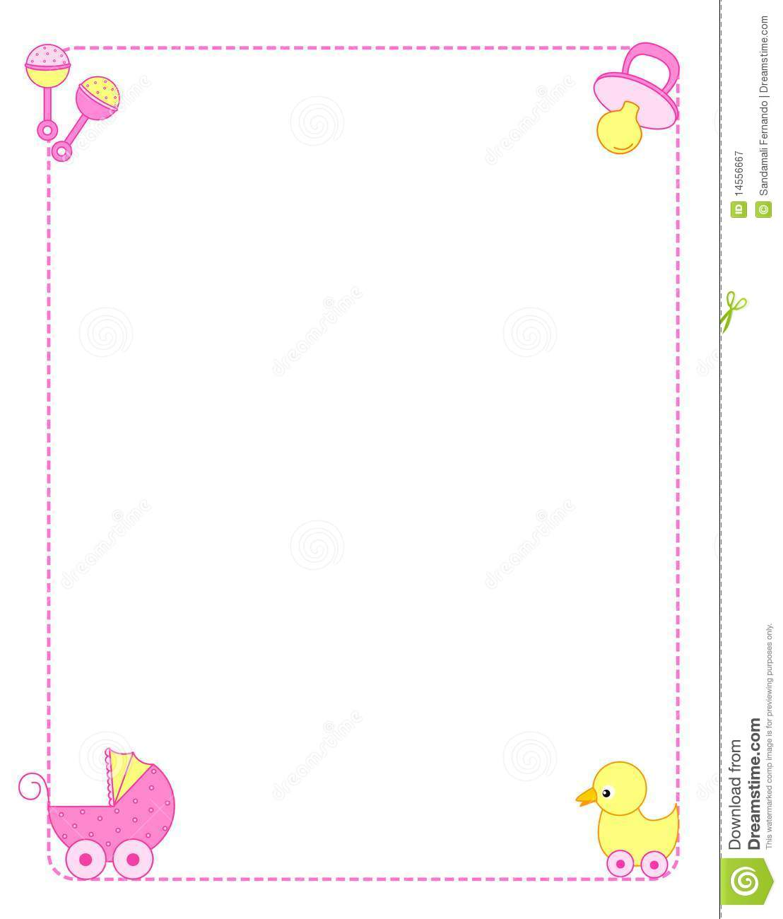 image regarding Free Printable Borders and Frames referred to as lovely printable frames and border clipart 20 absolutely free Cliparts