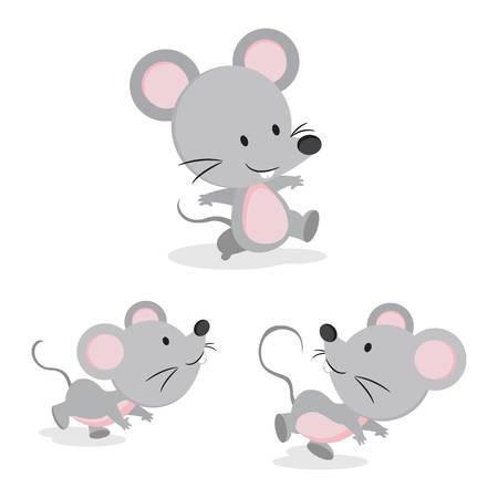 7,404 Cute Rat Stock Vector Illustration And Royalty Free Cute Rat.