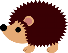 Free Hedgehog Clipart Clipartfest.
