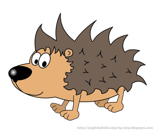 Showing post & media for Two hedgehogs cartoon.