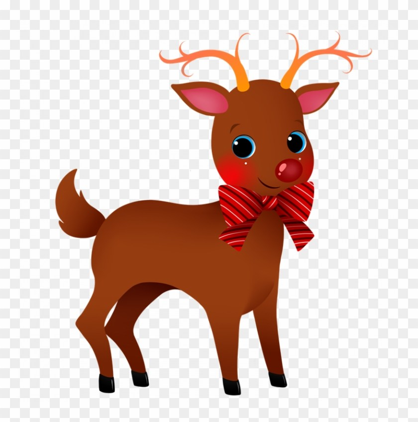Cute reindeer clipart 4 » Clipart Portal.