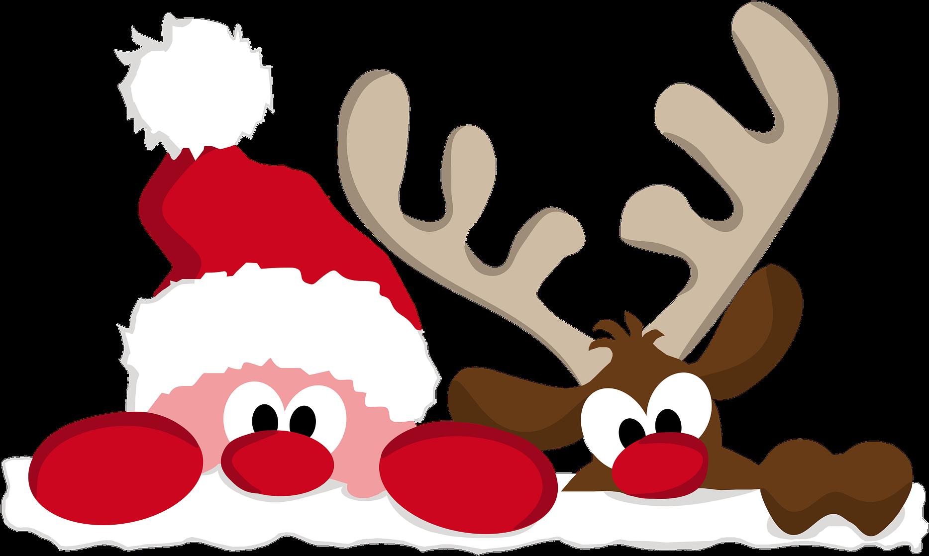 Currant,santa Claus,moose,.