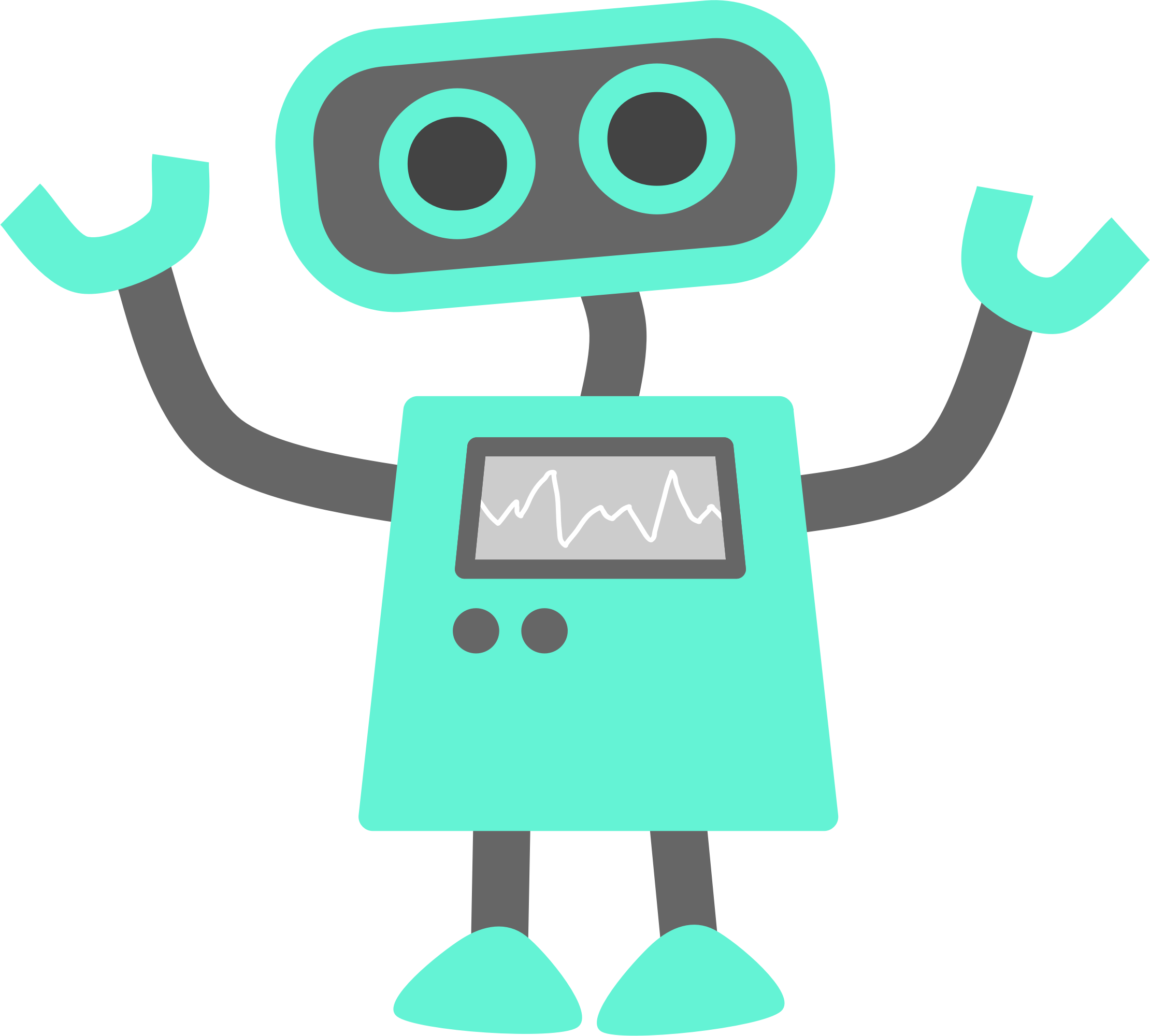 Robot Clipart Png.